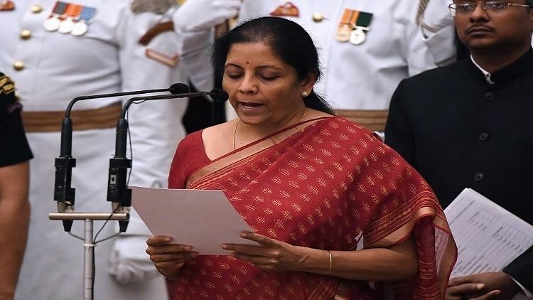امرأة وزيرة للدفاع في الهند