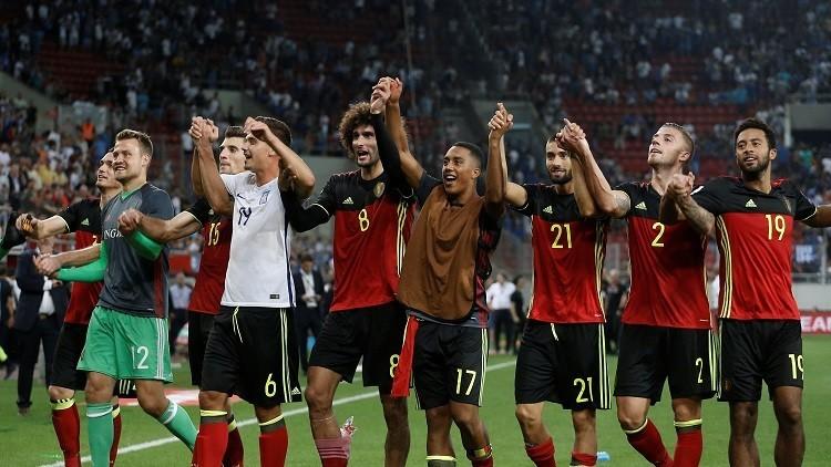 تصفيات المونديال.. بلجيكا أول المتأهلين أوروبيا إلى النهائيات