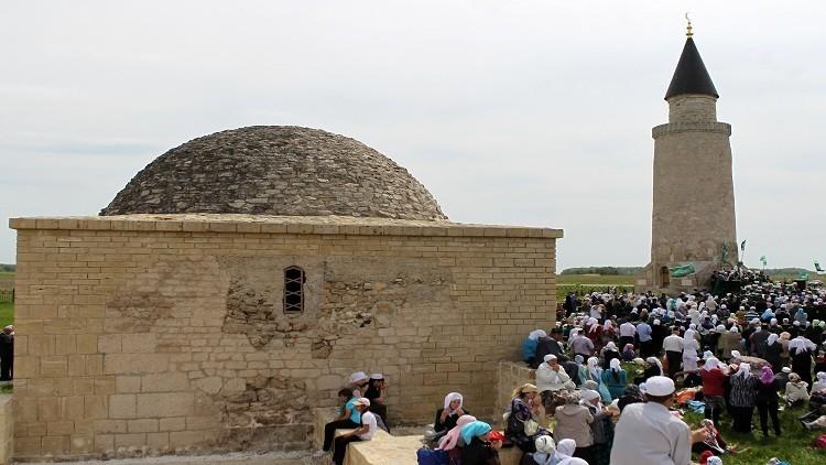 افتتاح أكاديمية بولغار الإسلامية في تتارستان