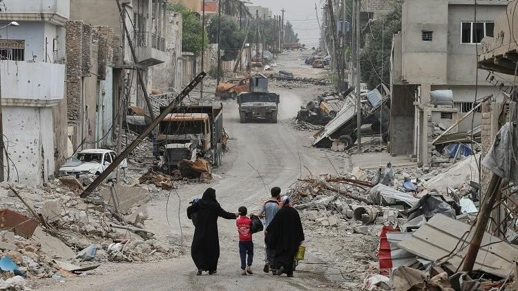 أسر قادة الدواعش تختفي في الحويجة العراقية