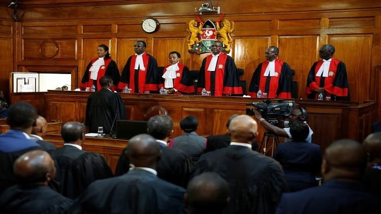 كينيا.. المحكمة العليا تحدد موعدا لإعادة لانتخابات الرئاسية