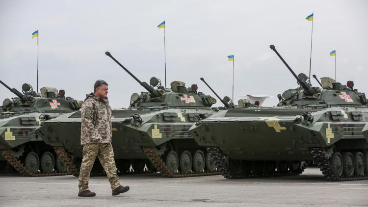 بوتين يحذر واشنطن من توريد أسلحة فتاكة إلى أوكرانيا