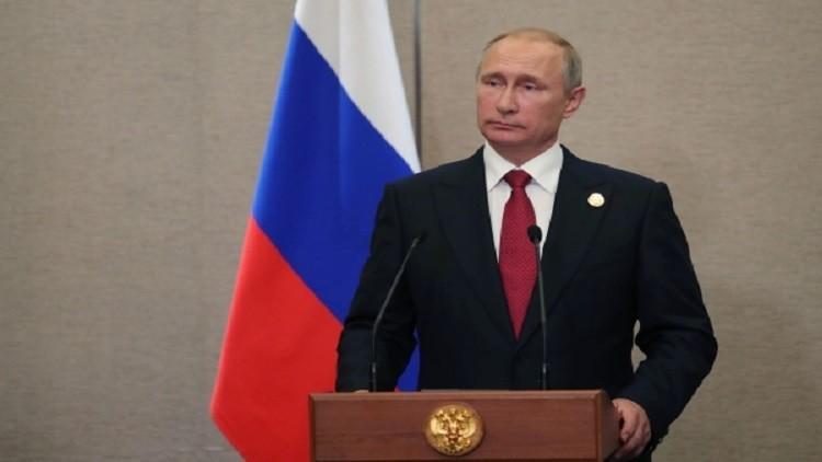 بوتين: شطبنا في العام الماضي أكثر من 20 مليار دولار للدول الفقيرة