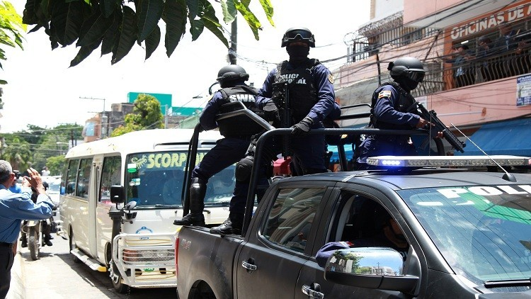 اعتقال 80 مهرب كوكايين في البرازيل