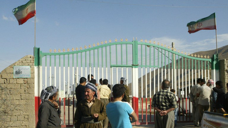 أنباء عن وقوع أعمال شغب وهجوم على مخفر في كردستان إيران