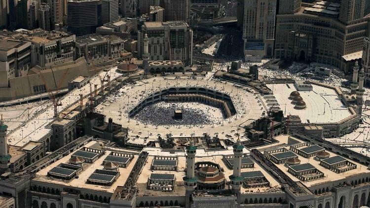 السعودية تسعى لتوسيع السياحة الدينية