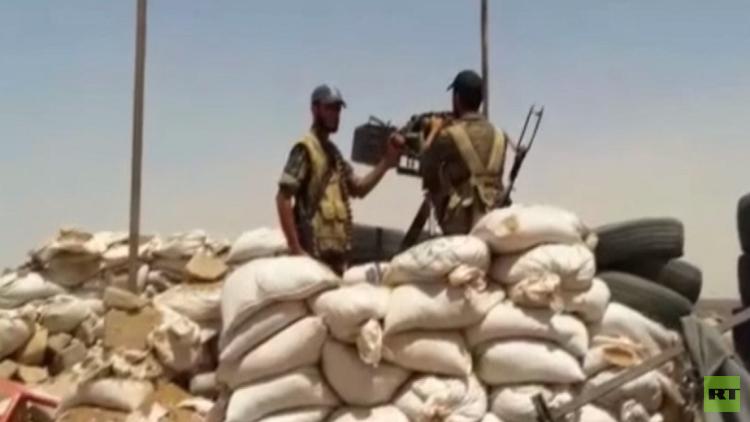 فصيل سوري معارض يستعد للانسحاب إلى الأردن