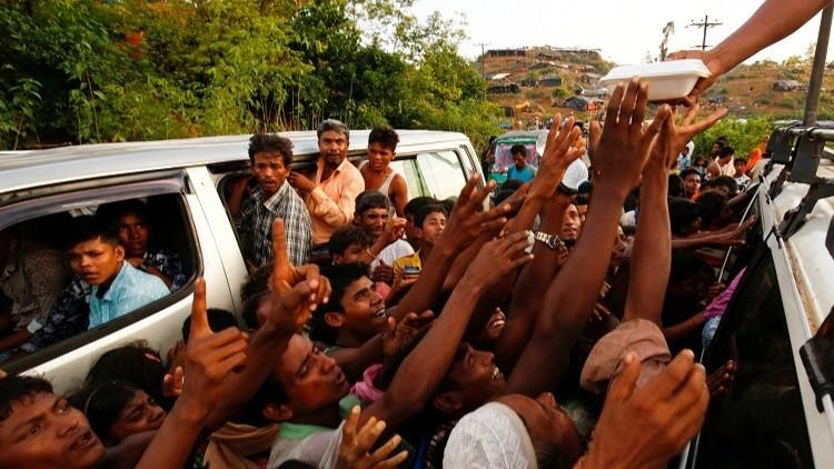 غوتيريش يدعو سلطات ميانمار إلى منح مسلمي الروهينغا الجنسية