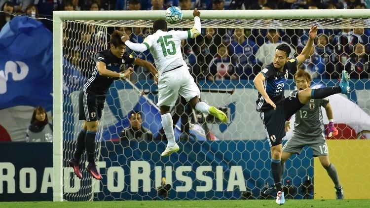 """الأخضر السعودي """"مباشرة"""" إلى مونديال روسيا 2018"""