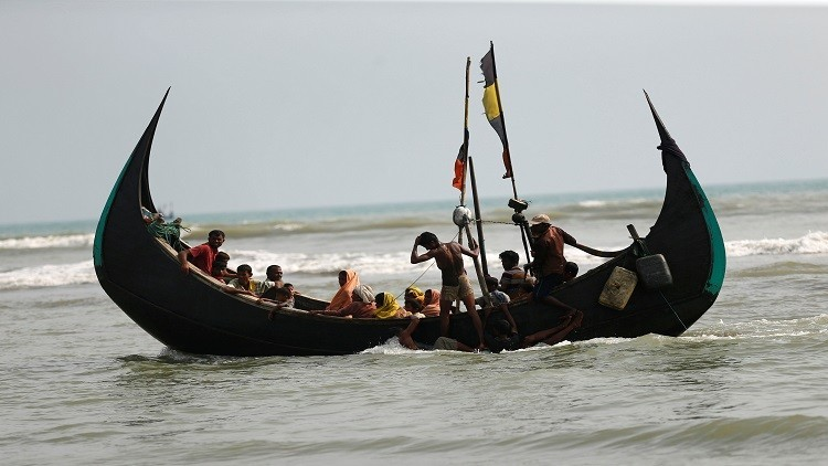 بنغلادش تخطط لتخصيص جزيرة للروهينغا الفارين