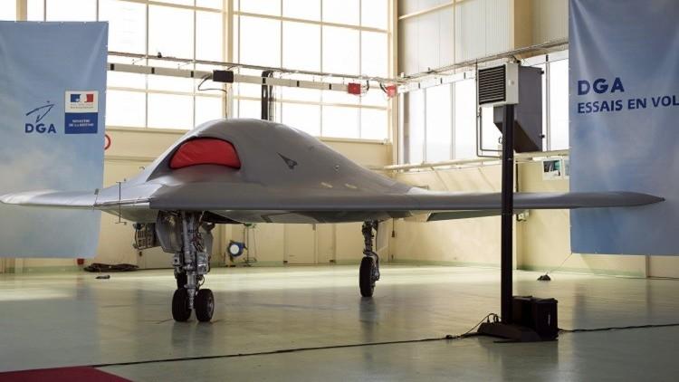 طائرات مراقبة فرنسية بسلاح حديث لقتال إرهابيي أفريقيا