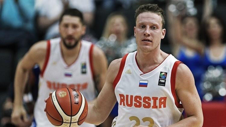 خسارة روسيا الأولى في بطولة أوروبا للسلة