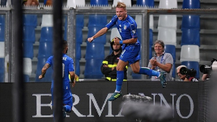 تصفيات مونديال 2018.. إيطاليا تهزم إسرائيل