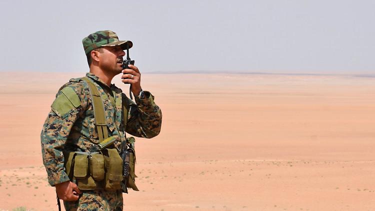 الدفاع الروسية: مداخل دير الزور كانت تحت سيطرة دواعش من رابطة الدول المستقلة