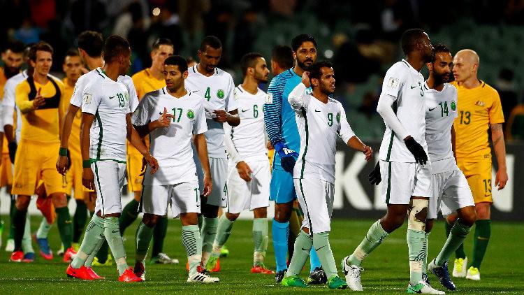 مليون يورو لكل لاعب سعودي في الطريق إلى روسيا
