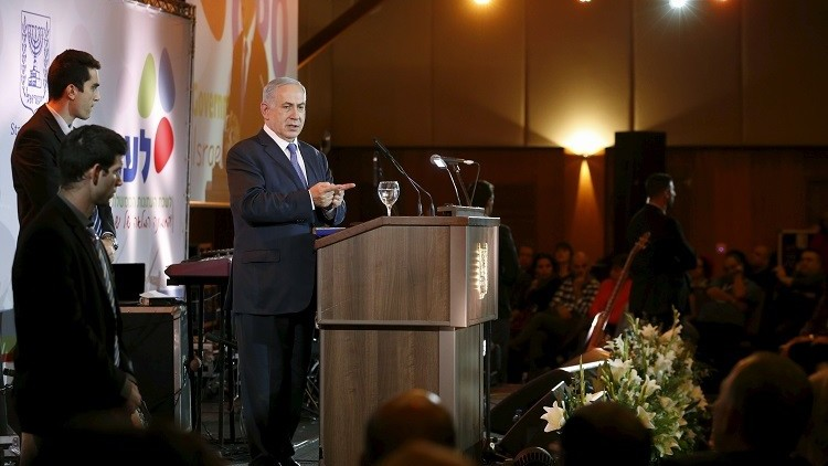 نتنياهو: التعاون الإسرائيلي العربي بلغ مستويات غير مسبوقة