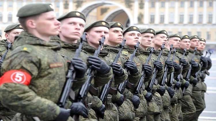 ما هي مفاجأة الجيش الروسي للعسكريين المصريين في المناورات العسكرية بروسيا؟
