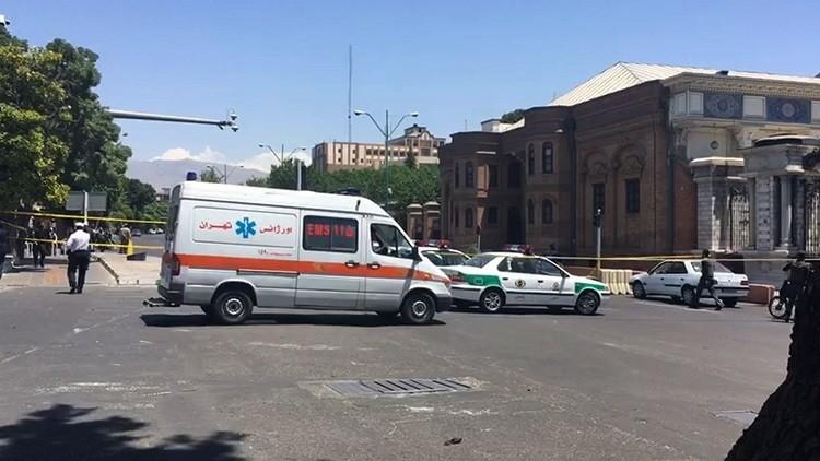 مصرع 8 أشخاص بحادث دهس في إيران