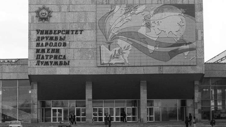وفاة طالب من جامعة الصداقة بموسكو أثناء مباراة لكرة القدم