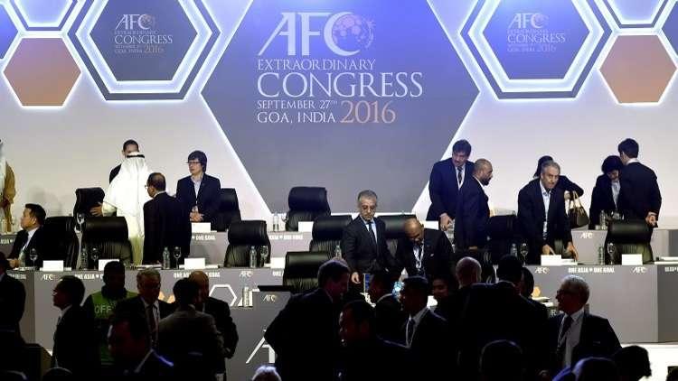 نائب رئيس الاتحاد الآسيوي يتعهد بتحقيق شامل في ادعاءات مخالفة التعليمات
