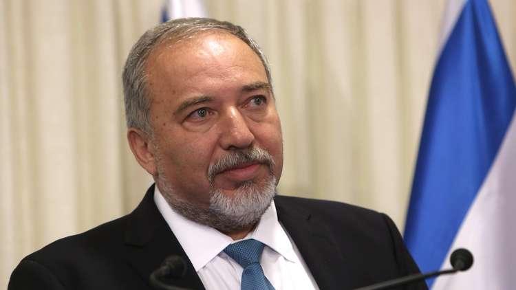 ليبرمان تعليقا على قصف مصياف: إسرائيل تمنع إنشاء ممر شيعي من إيران إلى سوريا