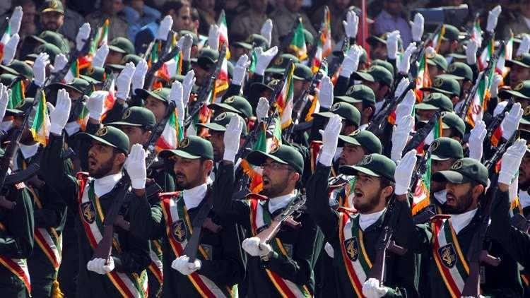 الحرس الثوري الإيراني ينتفض لـ