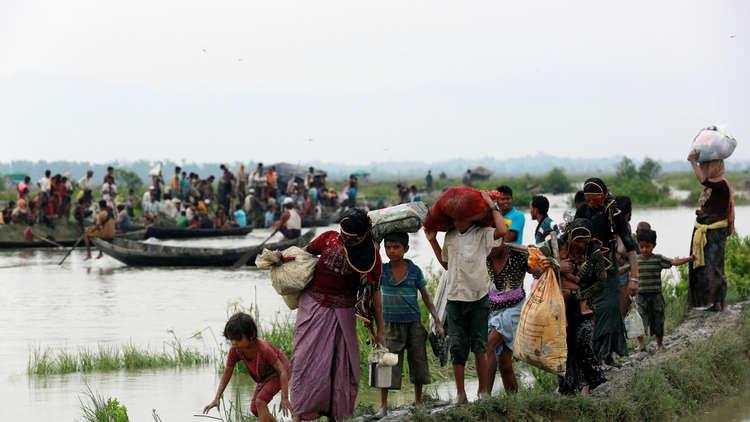 إعلان الروهينغا خارجة عن ميانمار