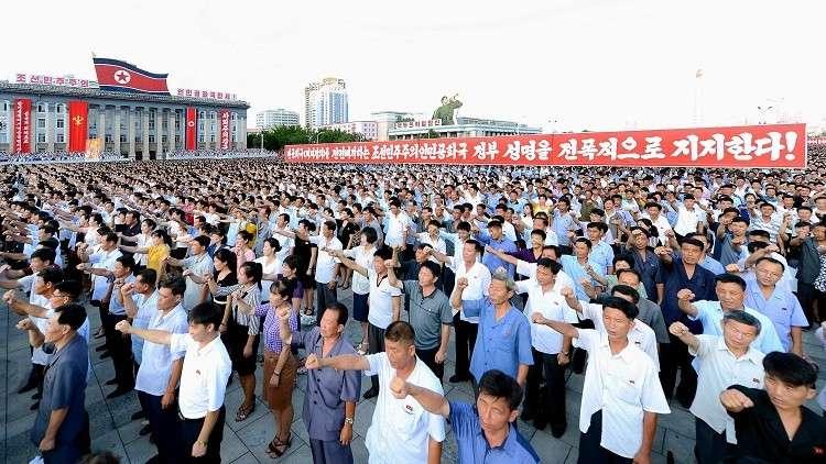 خبراء: الإطاحة بنظام كيم جونغ أون سيتسبب بكارثة عالمية