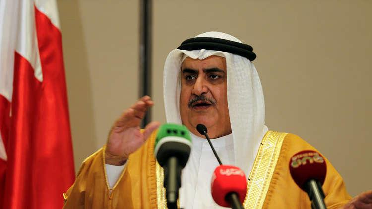 وزير خارجية البحرين يتهم قطر بـ
