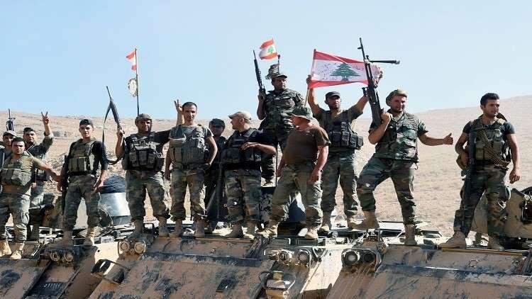 لبنان ينشر أفواجا عسكرية على الحدود مع سوريا