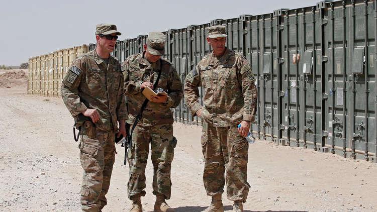 التحالف يكشف عن دوره في العراق بعد هزيمة