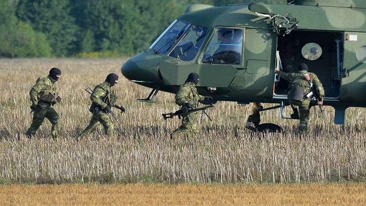 روسيا تنفي نيتها استعراض جبروت القوة في تدريبات
