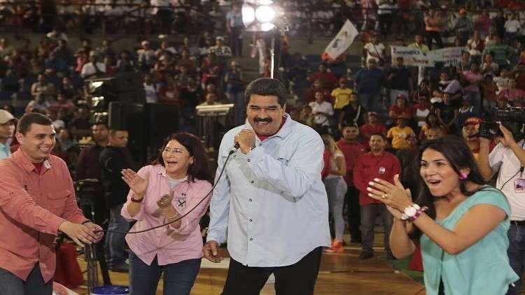 فنزويلا تلتف على العقوبات الأمريكية
