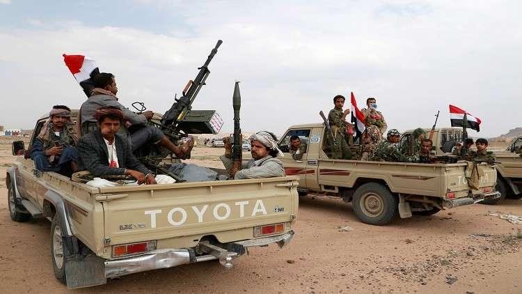 الحوثيون يعلنون اقتحام 13 موقعا تابعا لقوات هادي في مأرب