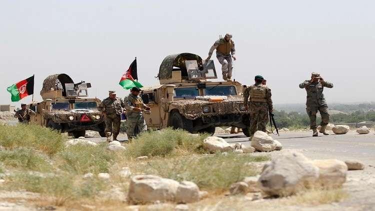 الجيش الأفغاني يقضي على حوالي 120 مسلحا