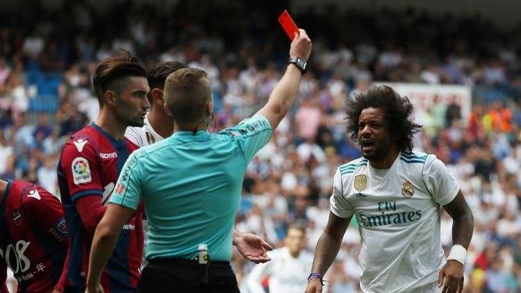 بالفيديو.. ريال مدريد يتلقى ثلاث ضربات موجعة