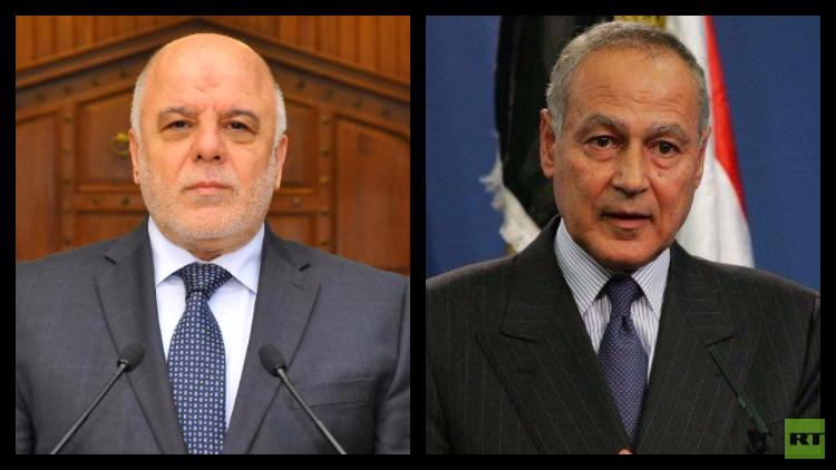 أبو الغيط تعليقا على استفتاء كردستان:الجامعة العربية حريصة على وحدة العراق