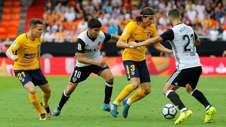 أتلتيكو يتذوق من نفس كأس ريال مدريد