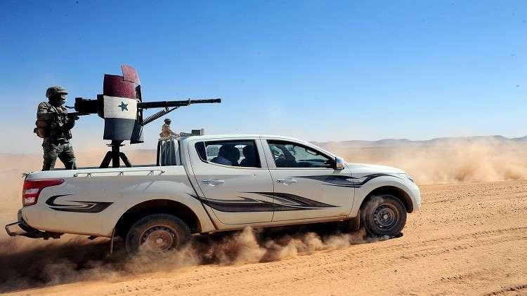 الدفاع الروسية تعلن عن هزيمة ماحقة لمسلحي داعش في دير الزور
