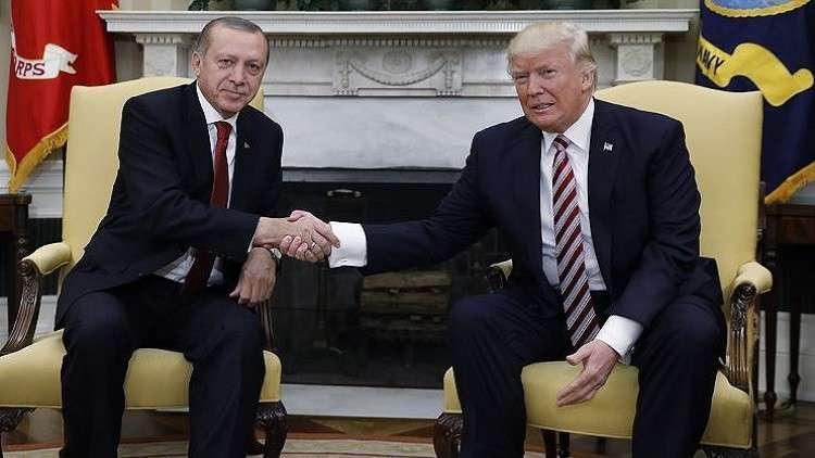لقاء بين ترامب وأردوغان في نيويورك