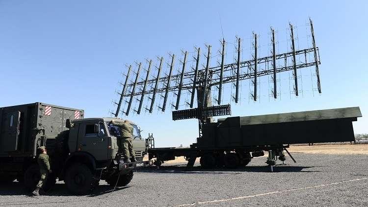 روسيا تصنع رادارا بميزات مذهلة