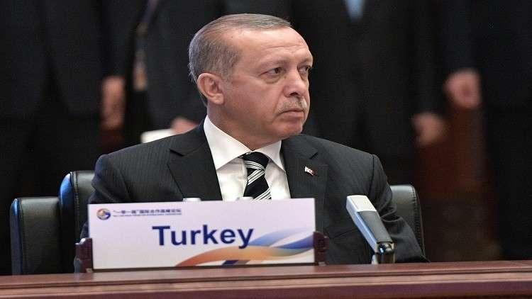 أردوغان يدعو الدول الإسلامية لمكافحة الجريمة السيبرانية