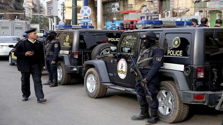 مقتل 9 مسلحين وإصابة 5 من رجال الأمن في مصر