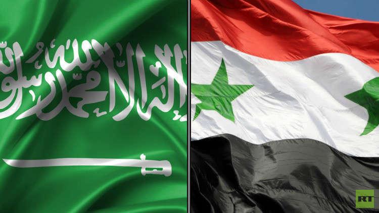 صورة للأسد لا تزال معلقة في مقر الخارجية السعودية بجدة