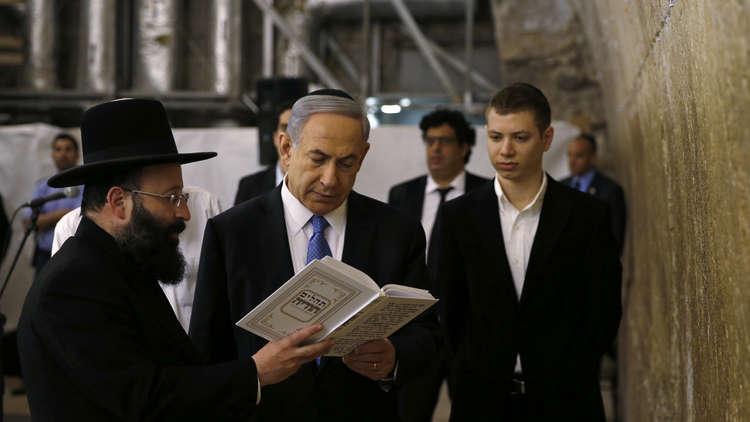 نجل نتنياهو متهم بمعاداة السامية!
