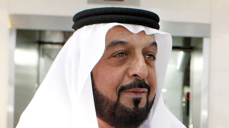 رئيس الإمارات يعود إلى أرض الوطن بعد غياب لأكثر من شهرين