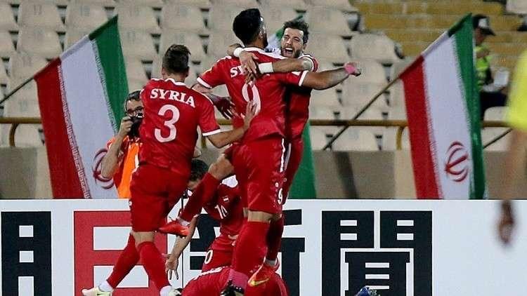 اتحاد الكرة السوري ينفي تقارير إعلامية إيرانية حول