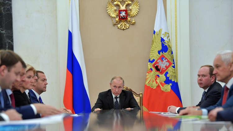 بوتين: الاقتصاد الروسي تجاوز الأزمة