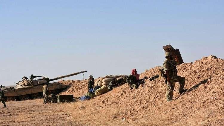 الجيش السوري يستعد للقتال ضد الكرد في دير الزور