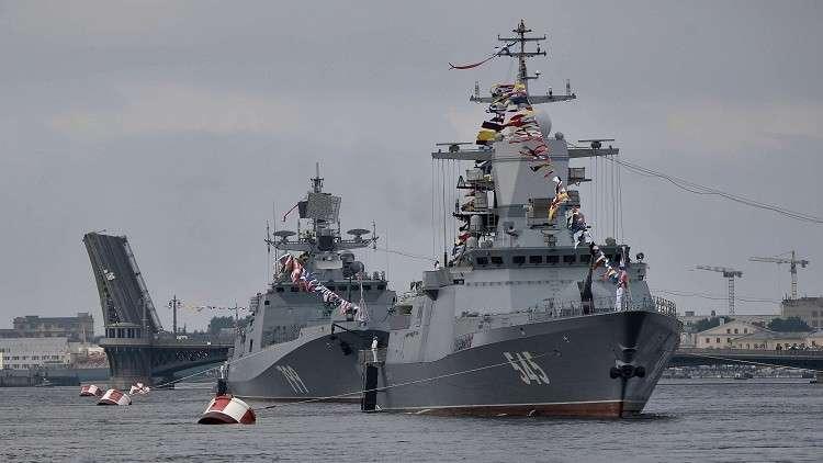 صادرات روسيا العسكرية البحرية قد تبلغ 40 مليار$ لغاية 2025